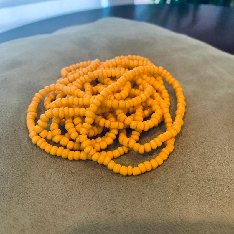 Solid Color Waist BeadsTraditional Waist BeadsBelly BeadsBody JewelryWeight Training