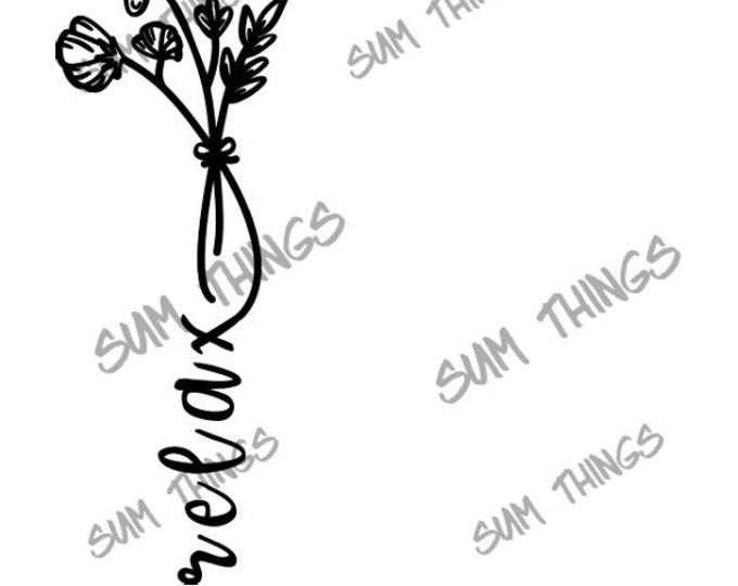 Relax bouquet