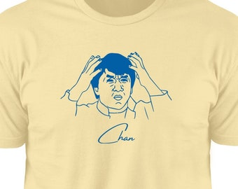 Jackie Chan confusion tee