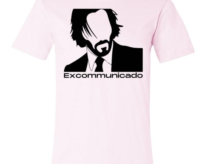Excommunicado- Unisex John Wick tribute tee