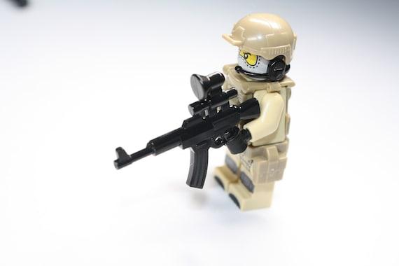 LEGO Guns StG 44 Assault Rifle WWII Army Military Weapon x15