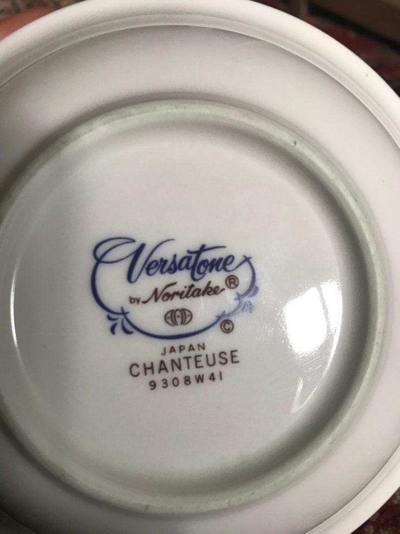 Noritake CHANTEUSE bowl 9308W41