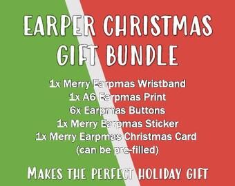 Earpmas Christmas Gift Bundle | Christmas Present | Wynonna Earp