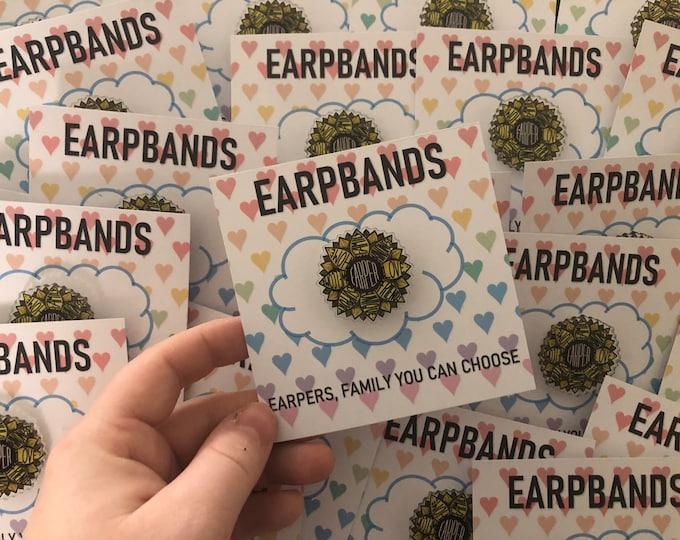 Featured listing image: Earper Sunflower Acrylic Pin | Wynonna Earp | WayHaught | Fight For Wynonna