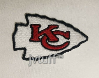 newest 3ad90 7f138 Chiefs patches | Etsy