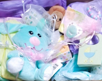 Reborn Baby Or Silicone Baby Shower Surprise Box Opening Girl size Newborn