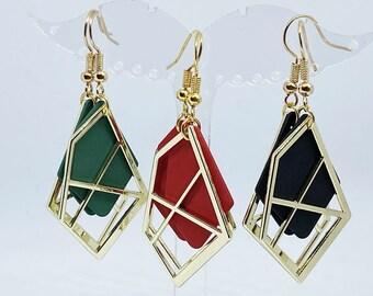Zoe earrings