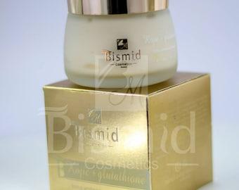 Bismid Skin Whitening Cream Arbutin And Kojic Acid