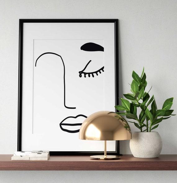 wall deco wallpaper print poster custom print
