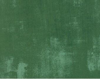 Grunge Basics Evergreen - 1/4 yard