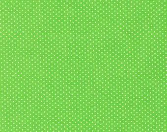 Petite Basics Green 1 - 1/4 yard