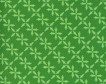 Merry Bright Sweater - Ever Green - 1/4 yard