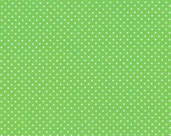 Petite Basics Green 2 - 1/4 yard