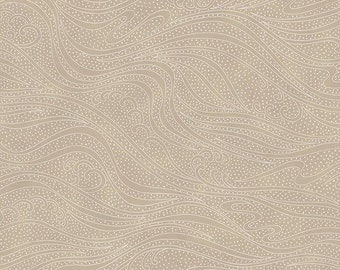 Color Movement - Taupe - 1/4 yard