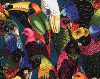Birds of a Feather - 1/4 yard