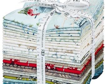 Winter Shimmer by Robert Kaufman - Fat Quarter Bundle