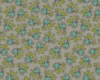 CLEARANCE!!! Bubbies Buttons and Blooms Petite - 1/4 yard