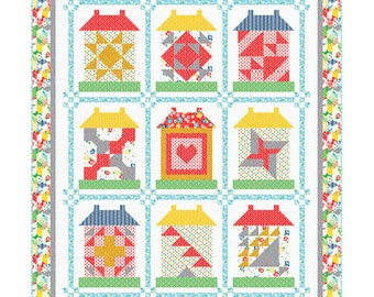 PREORDER! Welcome Home Quilt Kit