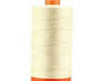 Aurifil Mako Cotton 50 wt - Beige