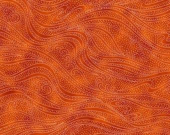 Color Movement - Amber - 1/4 yard