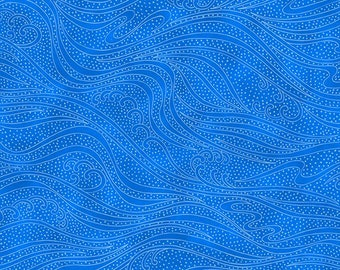 Color Movement - Topaz - 1/4 yard