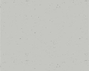 Lemonade Speckles - Light Gray - 1/4 yard