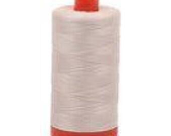 Aurifil Mako Cotton 50 wt - Light Beige