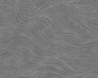 Color Movement - Ash - 1/4 yard