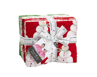 Merry and Bright FQ Bundle