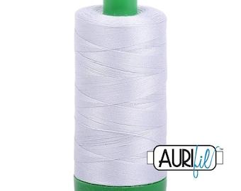 Aurifil Cotton Mako Thread 40wt Dove