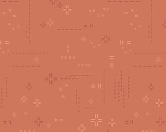 Decostitch Elements - Red Desert - 1/4 yard