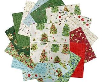 O Christmas Tree - FQ Bundle
