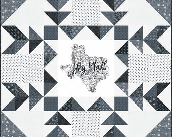 PREORDER!!! Hey Y'all! Quilt Kit