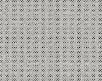 Lemonade Dot - Taupe - 1/4 yard
