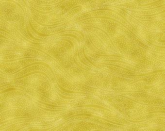 Color Movement - Yellow - 1/4 yard