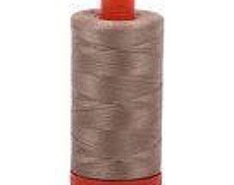 Aurifil Mako Cotton 50 wt - Linen