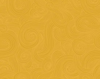 Just Color! Swirl 1351-Butterscotch - 1/4 yard