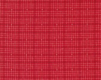 Hustle and Bustle Santas List Blender- Candy - 1/4 yard