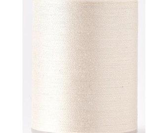 Lecien Tsu Mu Gi 40wt Cotton Thread Off-White