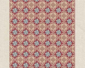 Cosette Quilt Pattern