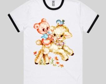 Vintage Retro Your Crazy is Showing dodo Tshirt Animal Lover Women Sweatshirt tee