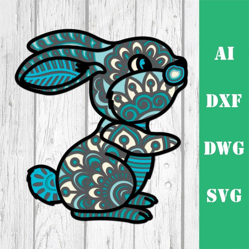 97+ Bunny Mandala Svg Free – SVG Bundles
