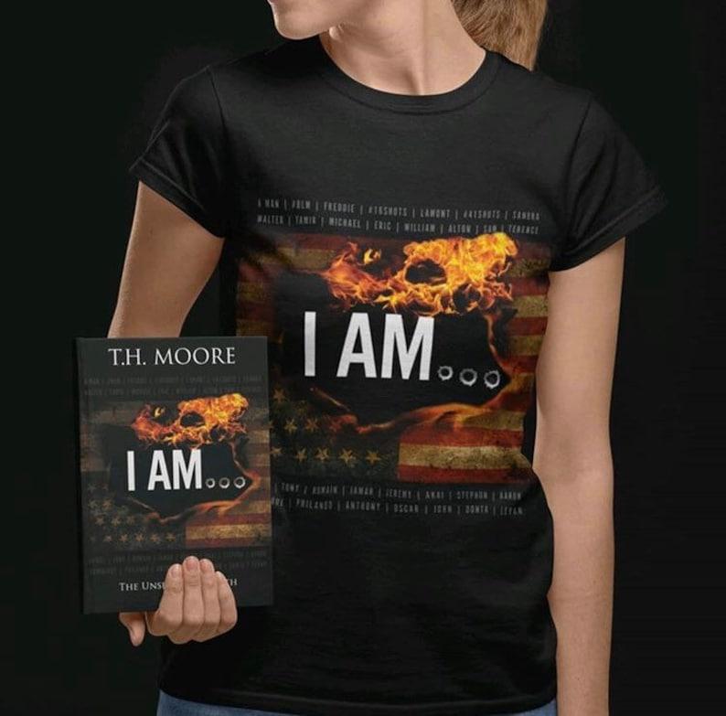 I AM... t-shirt Women image 0