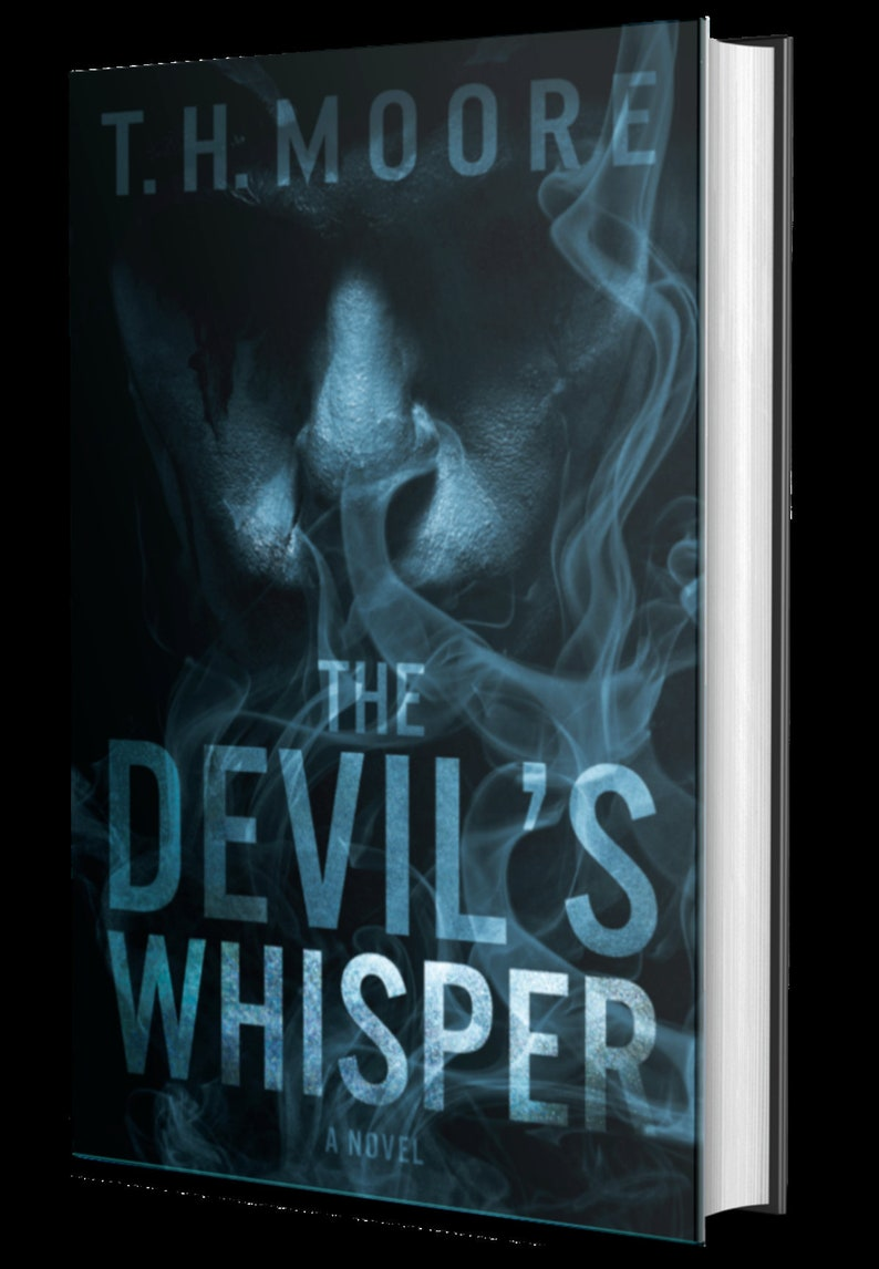 The Devil's Whisper Volume I by T.H. Moore Autographed image 0