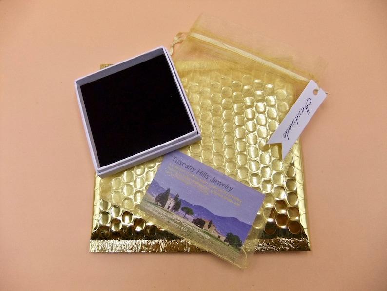 Cubic Zirconia Gemstone  Sterling Silver Bracelet Garnet Bracelet Gold Plated