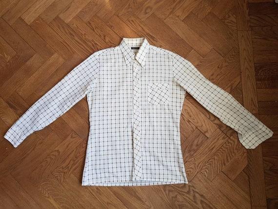 Beautiful 1960s Gulin shirt!