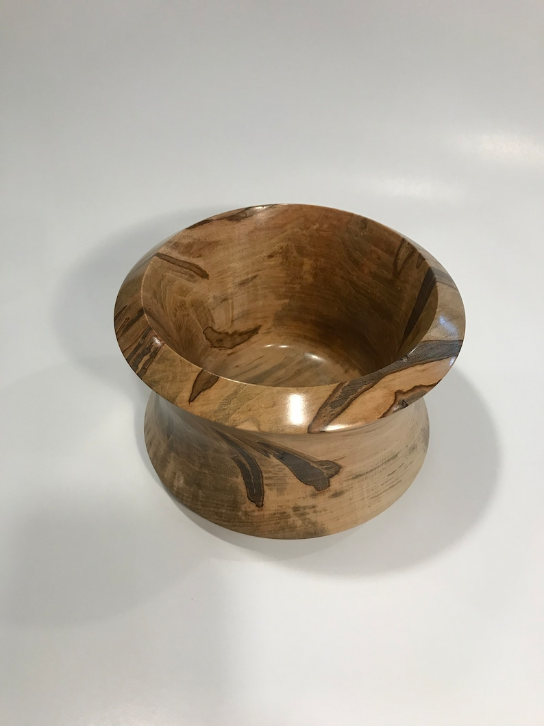 ambrosia maple bowl wooden bowl 7\u201d Wood bowl