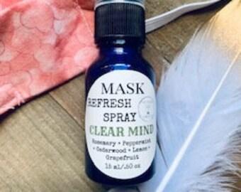 Mask Refresh Sprays