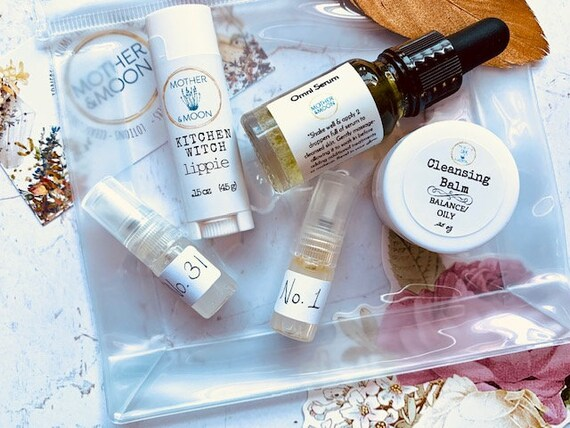 Top selling product Sampler Kit, Self care gift box, birthday gift set, new mom care package, trial size kit