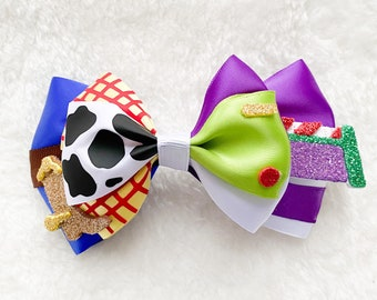 Toy Story Hair Clip
